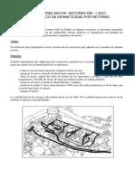 Prueba Hermeticidad Inyectores Delphi - Motores k)k