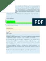 Evaluación Inicial de Evaluación de Proyectos