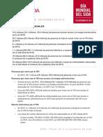 UNAIDS FactSheet Es Noviembre 2