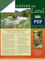 Wood River Land Trust Newsletter Summer 2006