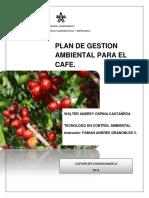 Plan de Gestion Ambiental Para El Cafe Walter