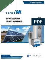308 018 693 Fhoton SolarPAK