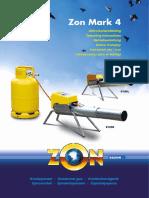 Cañon Zon Mark 4 Manual