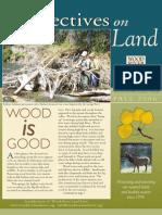 Wood River Land Trust Newsletter Fall 2006
