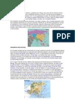 Geografia Fisica de Asia