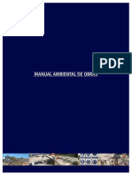 Manual Ambiental de Obras