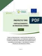Proyecto Tipo - Negocios Verdes - 200916