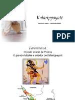 Kalarippayatt - Uma via Para a Expressividade - UFPA