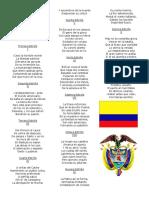 Himno de Colombia