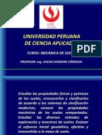 UNIDAD 1 Origen de Suelos 2015-1