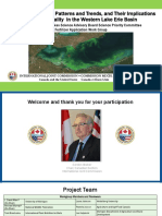 IJC webinar on Fertilizer Application Patterns and Trends and Their Implications for Water Quality in the Western Lake Erie Basin