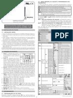 Manual de Instrucoes HW4300 r3 IR