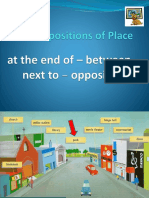 Prepositions of Place 3 Elemental