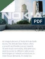 Nokia AirScale Base Station Brochure En