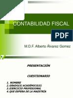 Clase 1 Conta-fiscal