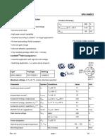 Infineon SPA11N80C3 DS v02 92 En
