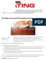 The Role of Furnace Atmospheres (Part 1_ Chemistry) _ 2013-09-25 _ Industrial Heating