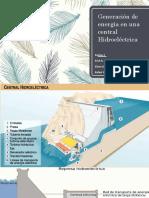 Generación de Energía en Una Central Hidroeléctrica