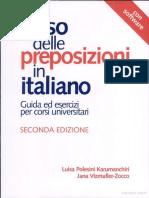 uso+preposizioni