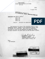 Directive for Operations of USASTAF, 2 August 1945