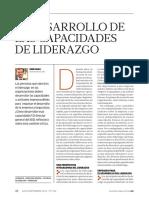 Artículo - El desarrollo de las capacidades de Liderazgo..pdf