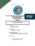 intelculturalidad monografia pedagogico2