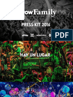 Elrowfamily Press Kit 2016 Spanish