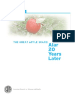 The Great Apple Scare