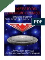 El Manifiesto Del Comunismo Cosmico.pdf