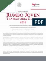 Convocatoria RJ TrayectoriaGlobal2018