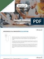 Convocatoria Guia Premioinnova 2017