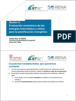 17 Economic Assessment of PV and Wind for Energy Planning ES