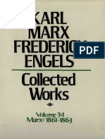 Volume 34 Collected Works Karl Marx