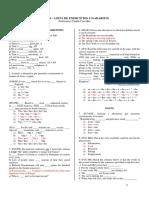Pronomes em Inglês - Exercícios