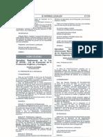Aprueban reglamento de la Ley 29196, Ley de Promocion de la P.O..pdf