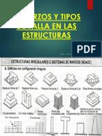 ESFUERZOS Y TIPOS DE FALLA EN LAS ESTRUCTURAS.ppt