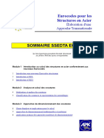 Sommaire SSEDTA Français
