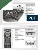 Manual Peugeot 407 2006