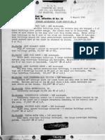 Special Damage Assessment, Flash Report No. 9, Hiroshima