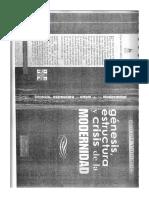 Valverde, C. - Genesis, Estructura y Crisis de La Modernidad.pdf