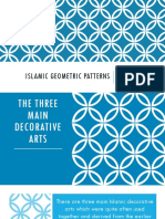 1. Islamic Geometric Patterns Intro