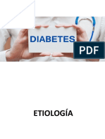 DIABETES MELLITUS-PATOLOGÍA