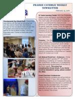 Newsletter 2 15 18