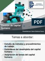 herramientas para la gestión del capital humano