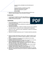 Hacer Un Resumen de La Función y Principales Usos Del Osciloscopio en Electricidad y Electrónica