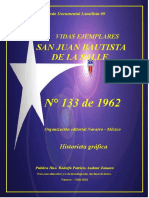 Vidas Ejemplares 133 - San Juan Bautista de La Salle