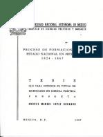 AMLO Tesis Portada e Indice