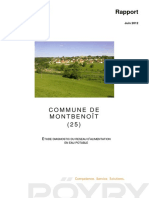 BF0065 Montbenoît - Rapport Diag AEP