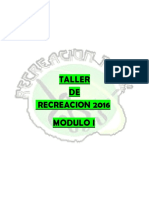MODULO I (TALLER DE RECREACION 2016).docx