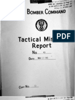 XX Bomber Command, Tactical Mission Report, No 43, 10 March 1945